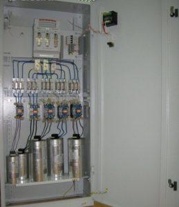 УКРМ-установка компенсации реактивной мощности